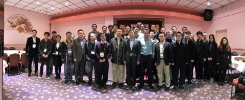 2017 Optical Imaging Lab reunion at SPIE PW, San Francisco